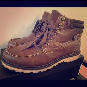 Spring Luister Men's Boots